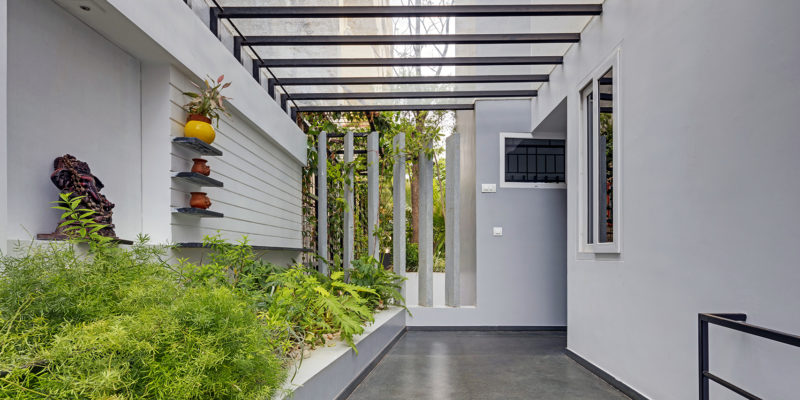 Small Modern House Designs Archives Ashwin Architects