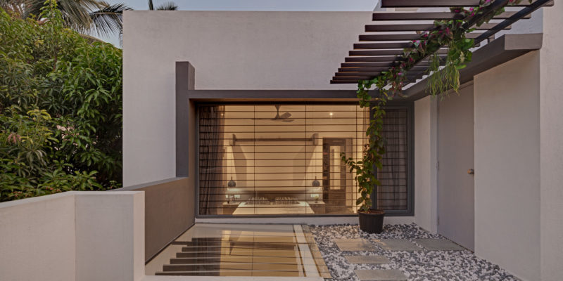 House Designs In India Small House Archives Ashwin Architects